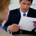 6 cosas que no han de hacerse en una entrevista de trabajo