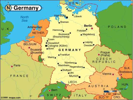 Guía para buscar trabajo en Alemania