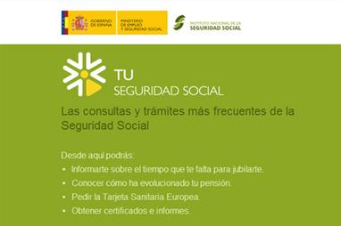 Tu Seguridad Social, la nueva página web de información personalizada