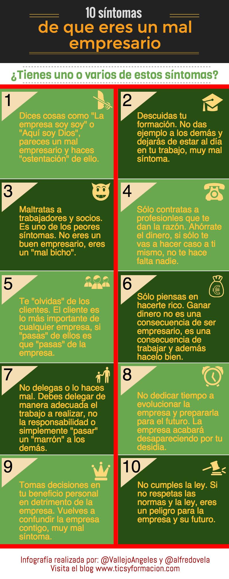 infografia-10-sintomas-de-que-eres-un-mal-empresario