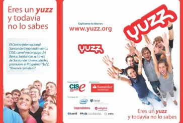 Programa YUZZ 'Jóvenes con Ideas'