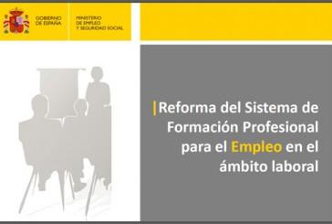 La nueva regulación de la Formación Profesional para el empleo
