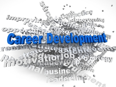 """3d Imagen Career Development Concept Word Cloud Background"" by David Castillo Dominici"
