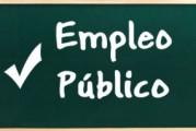 Destacados última semana #empleo público