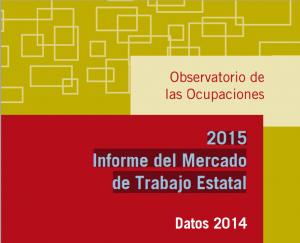 informe 2015 mercado laboral estatal SEPE