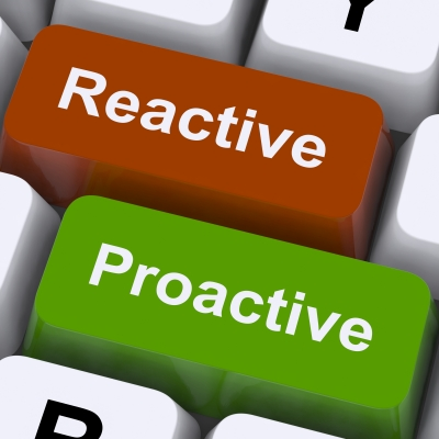 """Proactive And Reactive Keys"" by Stuart Miles"