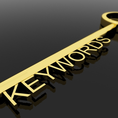 """Key With Keywords Text"" by Stuart Miles"