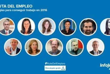 """Ebook """"La Ruta del Empleo: Estrategias para conseguir trabajo en el 2016"""""""