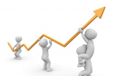 Actividades económicas y Ocupaciones con mayor crecimiento el último año