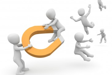 Marketing de atracción para buscar trabajo (infografía)