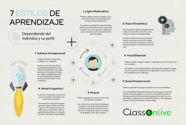 7 formas de aprender