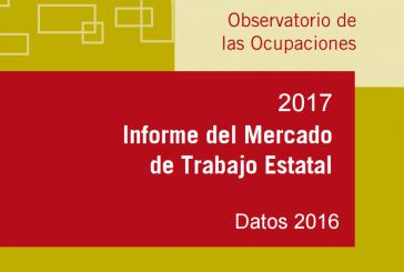 Informe de Mercado de Trabajo Estatal 2017 (Datos 2016)