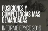 Profesiones y competencias mas demandadas en España (ahora y en el inmediato futuro)