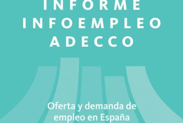 Informe Oferta y demanda de empleo en España, por Adecco – Infoempleo