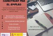 «Conectadas por el empleo», nuevo programa de orientación laboral para mujeres